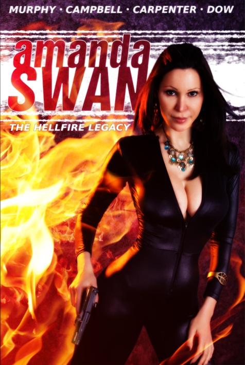 Amanda Swan: The Hellfire Legacy cover
