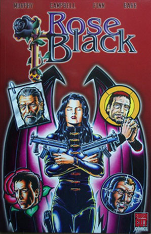 ROSE BLACK Book 1